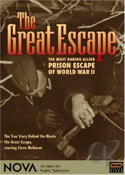 Nova - The Great Escape DVD Cover Art