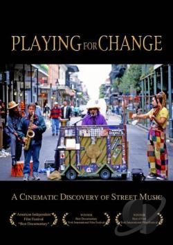 Playing For Change DVD Cover Art