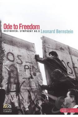 Ode To Freedom DVD Cover Art