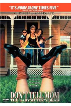 Don't Tell Mom the Babysitter's Dead DVD Cover Art