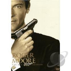 Roger Moore: 007 Ultimate Edition, Vol. 1 DVD Cover Art