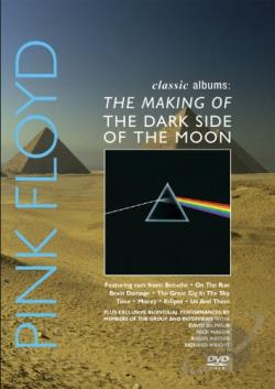 Classic Albums - Pink Floyd: The Dark Side of the Moon DVD Cover Art
