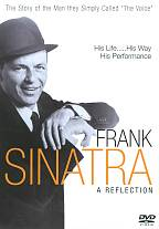 Frank Sinatra: A Reflection DVD Cover Art