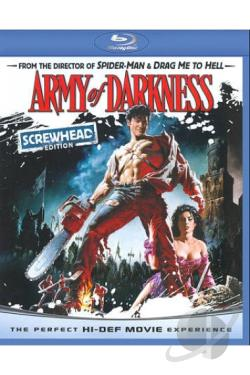 Army of Darkness BRAY Cover Art