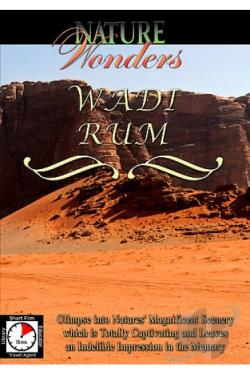 Nature Wonders - Wadi Rum Jordan DVD Cover Art