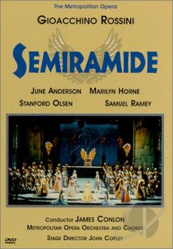 Semiramide DVD Cover Art
