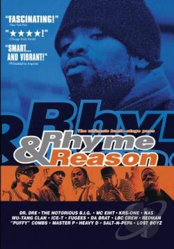 Rhyme & Reason DVD Cover Art