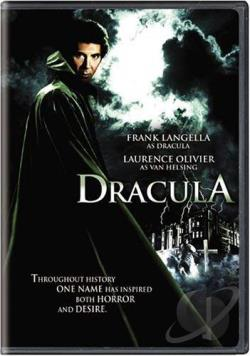 Dracula DVD Cover Art