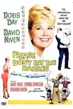 Please Don't Eat the Daisies DVD Cover Art