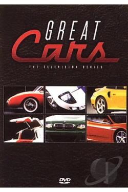 Great Cars - Box Set DVD Cover Art