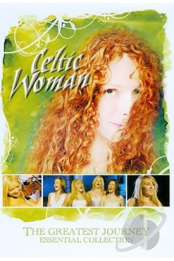 Celtic Woman - The Greatest Journey DVD Cover Art
