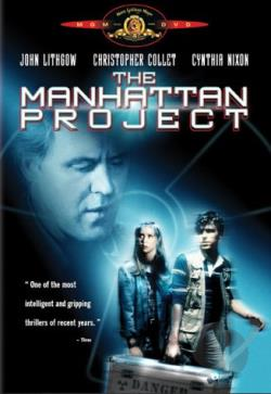 Manhattan Project DVD Cover Art