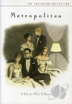 Metropolitan DVD Cover Art