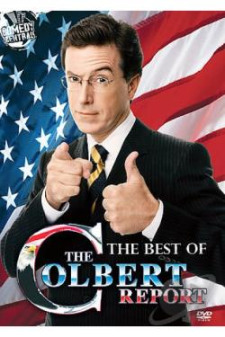Best of the Colbert Report DVD Cover Art