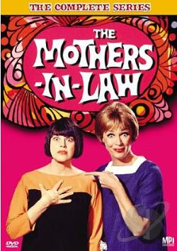 Mothers-in-Law - The Complete Series DVD Cover Art