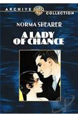 Lady of Chance DVD Cover Art