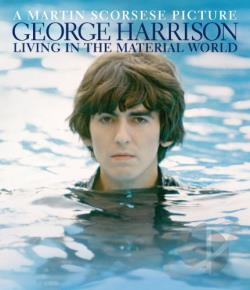 George Harrison: Living in the Material World BRAY Cover Art
