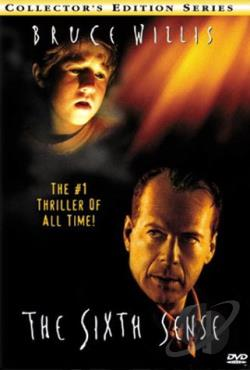 Sixth Sense DVD Cover Art