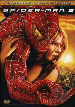 Spider-Man 2 Special Edition DVD Cover Art