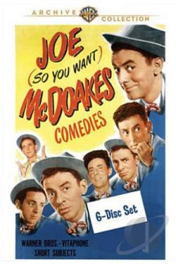 Joe McDoakes Collection DVD Cover Art