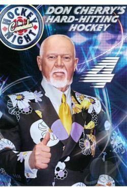 Don Cherry's Hard Hitting Hockey, Vol. 4 DVD Cover Art