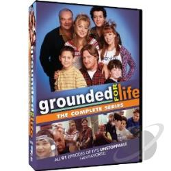 Grounded for Life - The Complete Series DVD Cover Art