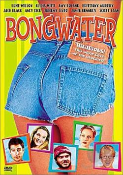Bongwater DVD Cover Art