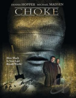 Choke DVD Cover Art