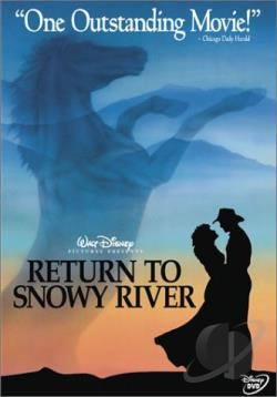 Return to Snowy River DVD Cover Art