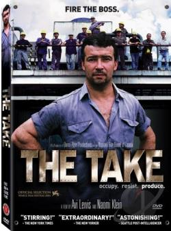 Take DVD Cover Art
