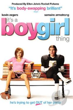It's a Boy Girl Thing DVD Cover Art