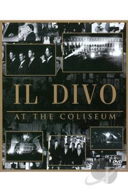 Il divo at the coliseum dvd movie - Il divo at the coliseum ...