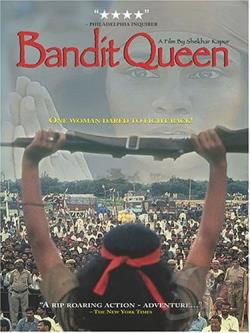 Bandit Queen DVD Cover Art