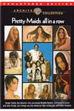 Pretty Maids All in a Row DVD Cover Art