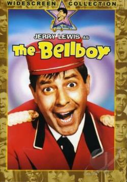 Bellboy DVD Cover Art