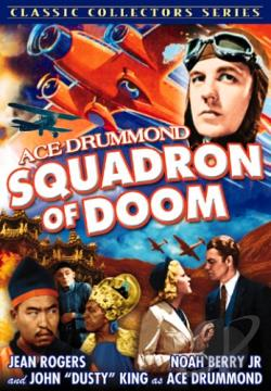 Squadron of Doom DVD Cover Art
