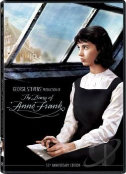 Diary of Anne Frank DVD Cover Art
