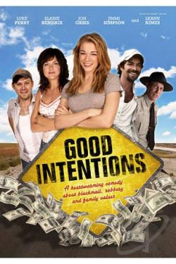 Good Intentions DVD Cover Art