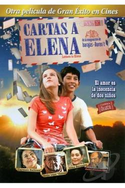 Cartas a Elena DVD Cover Art