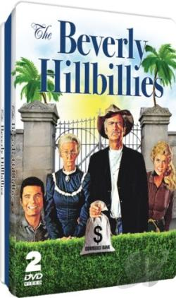 Beverly Hillbillies DVD Cover Art