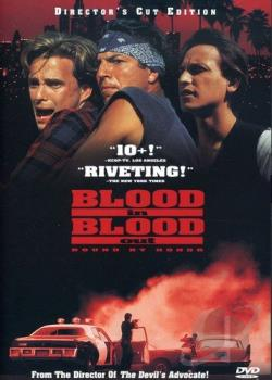 Blood In, Blood Out DVD Cover Art