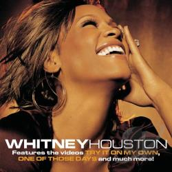 Whitney Houston - Try It On My Own/One Of These Days DVD Cover Art