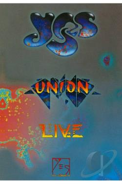 Yes: Union - Live DVD Cover Art