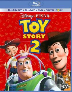 Toy Story 2 BRAY Cover Art
