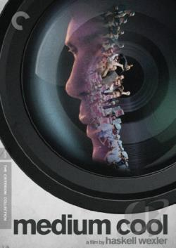 Medium Cool DVD Cover Art