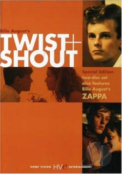 Twist and Shout/Zappa DVD Cover Art