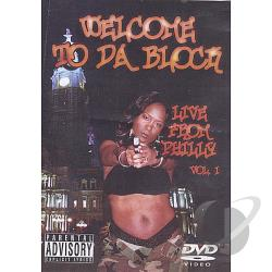 Welcome to Da Block: Live From Philly - Vol. 1 DVD Cover Art