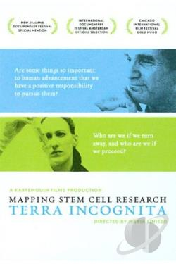 Terra Incognita: Mapping Stem Cell Research DVD Cover Art