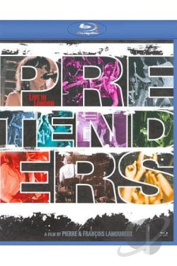 Pretenders: Live in London BRAY Cover Art