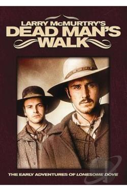 Dead Man's Walk DVD Cover Art